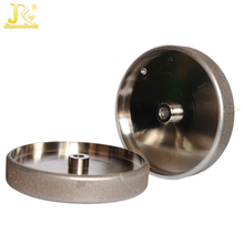 China manufacturer small electroplating diamond grinding whell