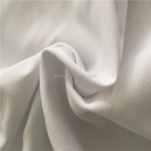 Four way Plain Double Faces fabric for Women's Autumn and Winter Garments