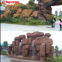 Chinese factory direct stylish Artificial Landscaping rockery