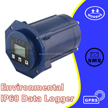 Environmental IP68 data logger guard tour system modbus temperature monitor