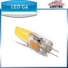Best selling factory manufacturing 2w G4 led Cob 12v CE ROHS approved