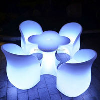 ice cream promotional package/outdoor tables and chairs