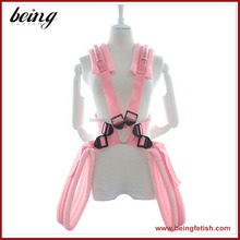 Swing Fetish Love Position Bondage Restraints Harness Strap Furniture for Couples