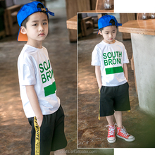 Wholesale child t-shirt printing latest shirt designs for men t-shirt
