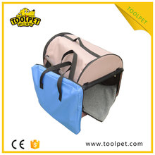 Fast supply speed Popular expandable pet dog carrier