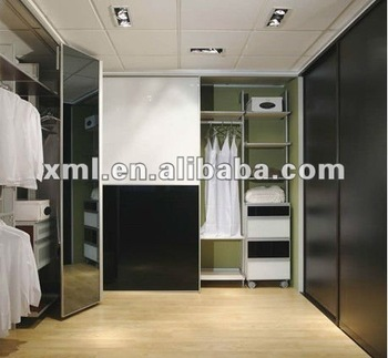 Painted glass wardrobe buy painted glass wardrobe l for Back painted glass designs for wardrobe