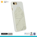 Factory wholesale natural material for iphone 7 7plus carrara marble phone case