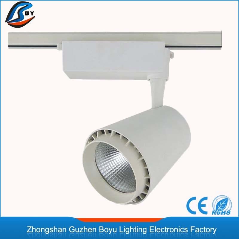 High Bright Led Focus Light15w 20w 30w 40w 50w Led Track Light Cob ...