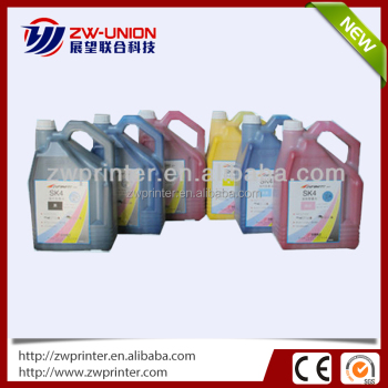 Great quality original 5L Infiniti sk4 solvent ink for Infiniti printer