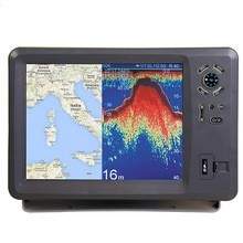 Ship Fish Finder fishfinder GPS With C-Map Card