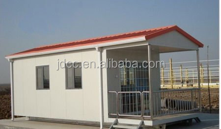 well-designed prefabricated house movable villa
