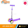 2016 hot new sales kids pedal mini kick scooter