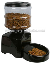 electric automatic timed pet feeder pet dry food dispenser
