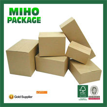 high quanlity custom printed corrugated carton box manufacturers