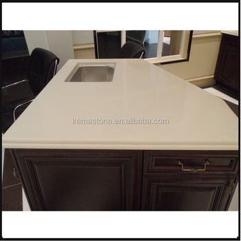 manufactured engineered stone countertop artificial factory outlet