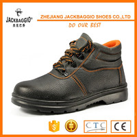 Best selling genuine leather safety shoes,safety boot