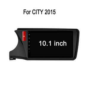 best selling 10.1 inch headrest mount car dvd player for honda city new