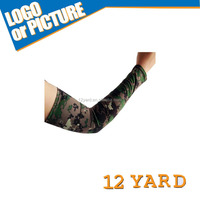 Bulk quatity and cheap price cycling Sportswear accessory Digital printed Camo Baseball/Football armband