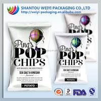 mylar bags for food storage/delivery bags to keep food hot/flexible film packaging factory
