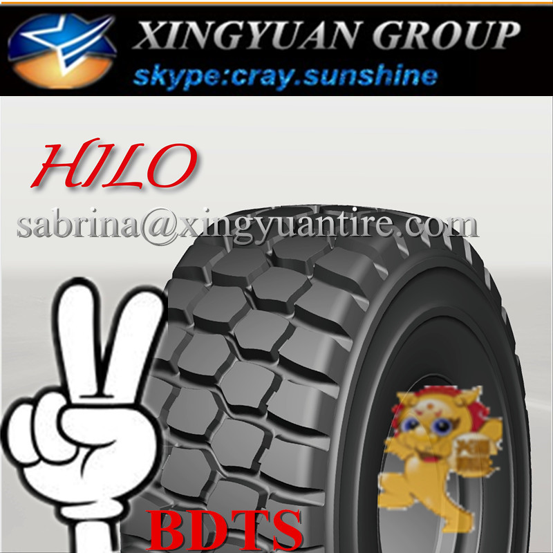 wholesale tire company the brand of hilo 29.5r25 radial otr tyre