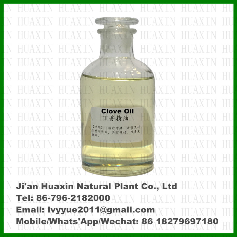 Clove Oil insecticide food grade for toothache