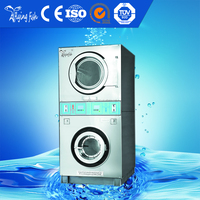 Laundry washing equipments coin washing-dryer machines prices tokens prices