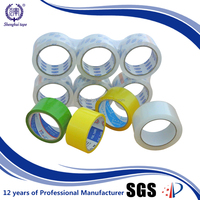 With Different Sizes 1 Inch Cheap Adhesive Packing Carton Tape