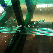 8mm thick frosted glass frosted tempered glass door drilled holes price in china