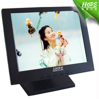 "10.4"" Touch Screen Monitor with AV input/TV optional/VGA cable"