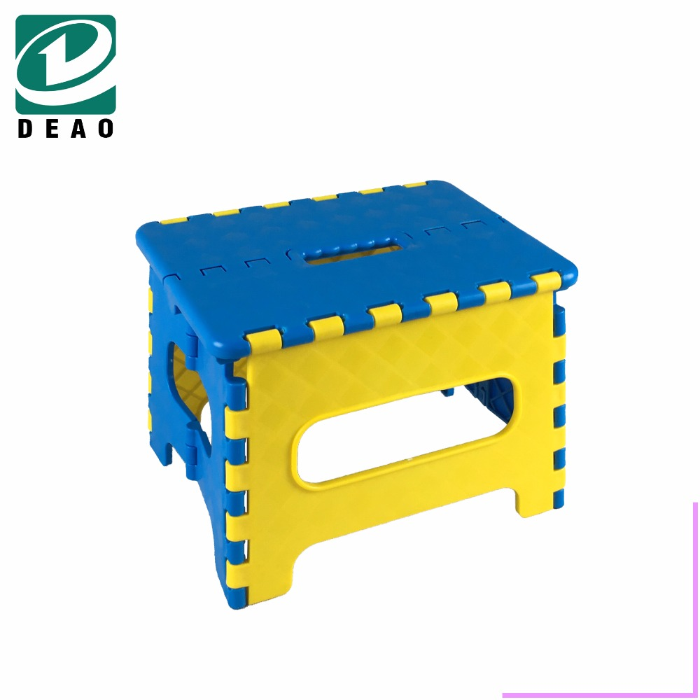 Kids Camping Square Small Carry Collapse Industry Stools