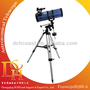 telescope astronomic astronomical F1400150EQIII-A