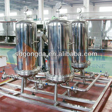 CE Membrane filter machine for wine