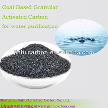 Coal based activated carbon for waste water treatment
