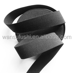 low price hot sale 100% cotton elastic band for bras