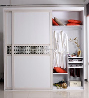 diy wooden small wardrobe closet