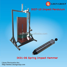IK Level Apparatus for glass impact testing (Impact Protection)