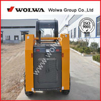 low price GN700 skid steer loader 700kg loading weight