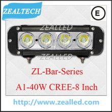 For Jeep Wrangler JK Bracket Mount Kits LED Bar 8inch 40W Made from C REE-XML-T6