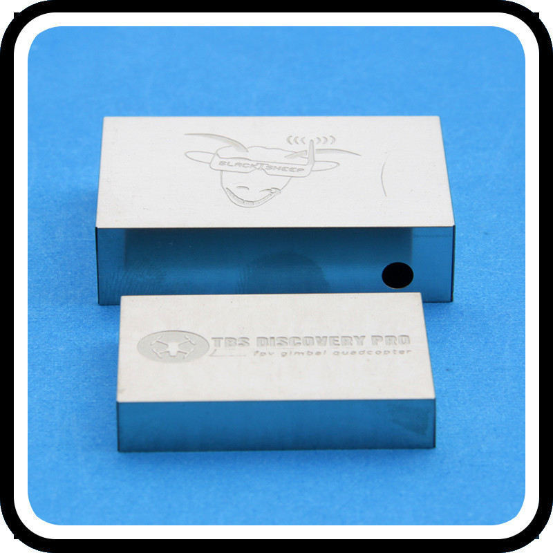 GPS RFI/EMI shielding cover and base