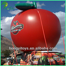 2014 Apple Shaped Advertising Inflatable Giant Balloon