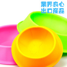 100% Food grade silicone dog bowl with on time shipping assurance