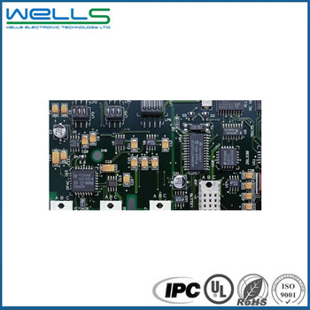 FR-4 HASL 1.6mm printed circuit board and PCBA manufacturer
