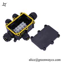 Greenway M686 5 holders Good flexibility ip68 waterproof terminal connector