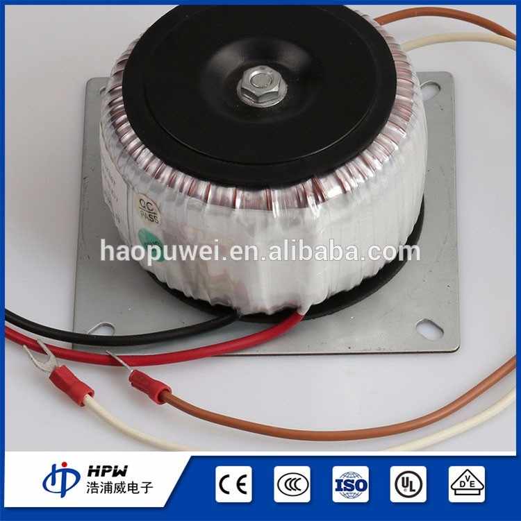 Welded and seamless power transformer 230v to 110v Golden supplier