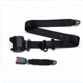 Emark Certification Automatic locking Automotive safety belt