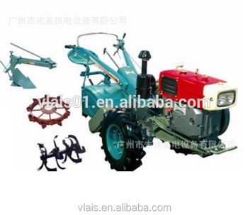 High efficiency best price 18hp diesel walking tractor