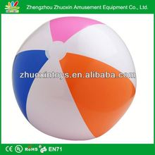 hot sale inflatable beach ball toy pvc