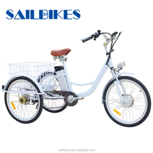 adult tricycle electric bicycle