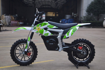 2016 NEW 500W24V 500W36V KIDS ELECTRIC DIRT BIKE