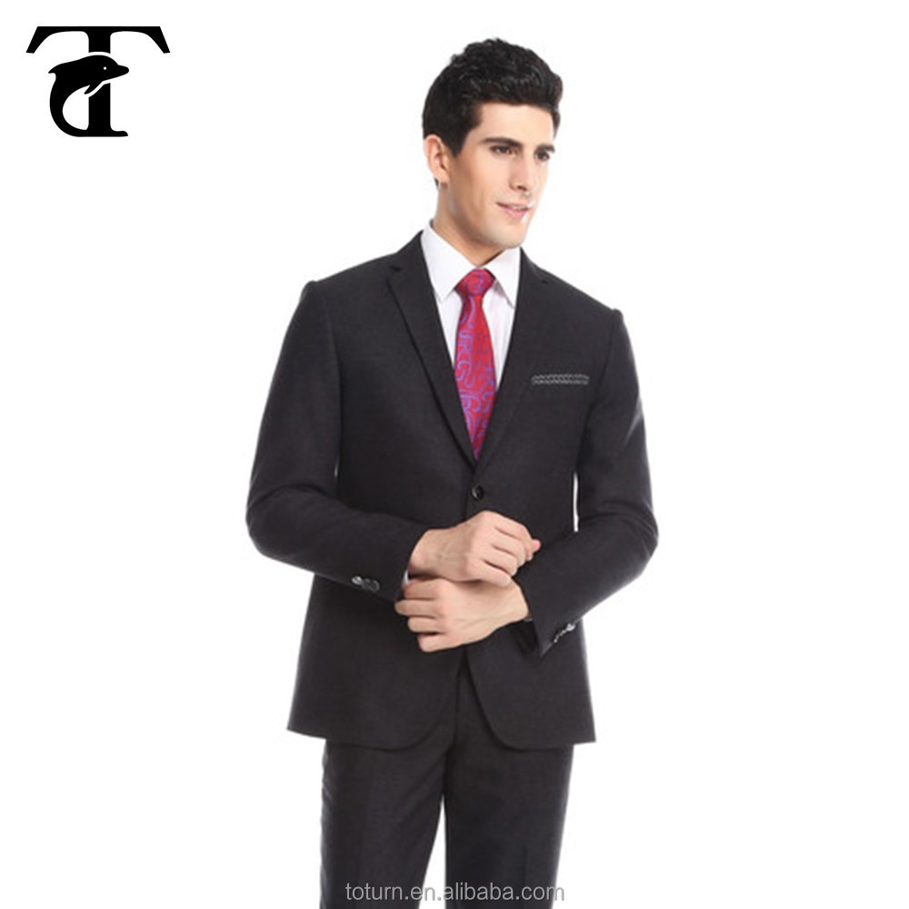 top quality and cheap price high end suit latest design coat pant men suit